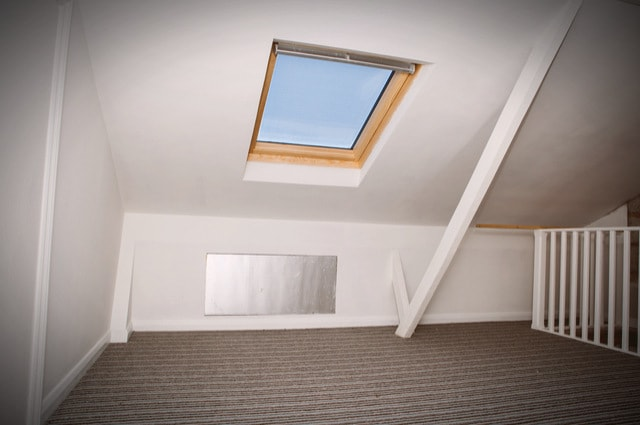 Loft conversion without planning permission image bLilly Trott (via Shutterstock).