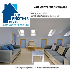 Loft Conversions Walsall