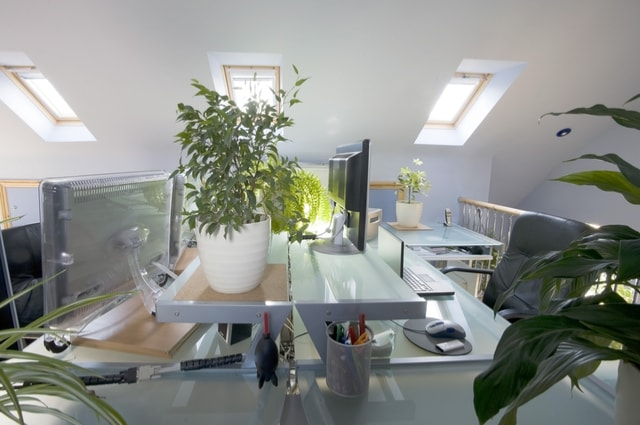 Home Office Loft Conversion